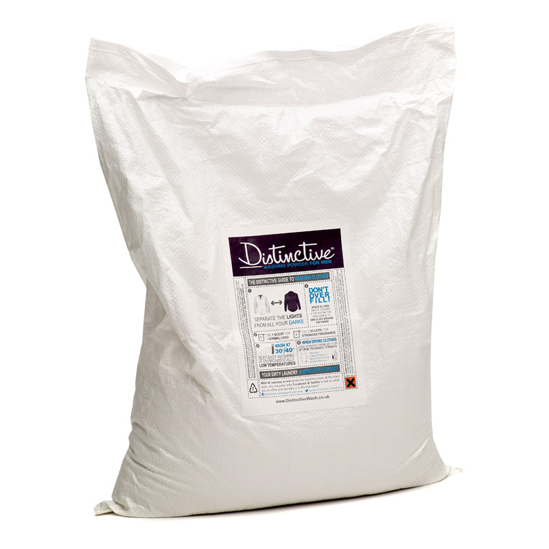 10kg Distinctive washing powder