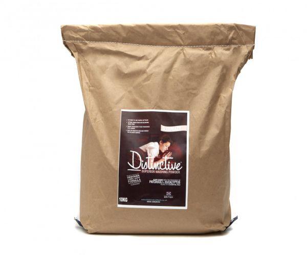 Biological Detergent in paper, cardboard packaging