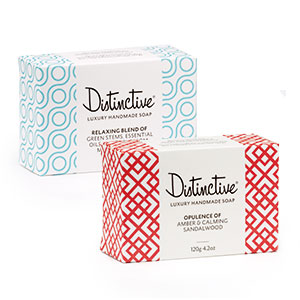 Distinctive Luxury handmade soap