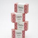 4 boxed luxury handmade soaps