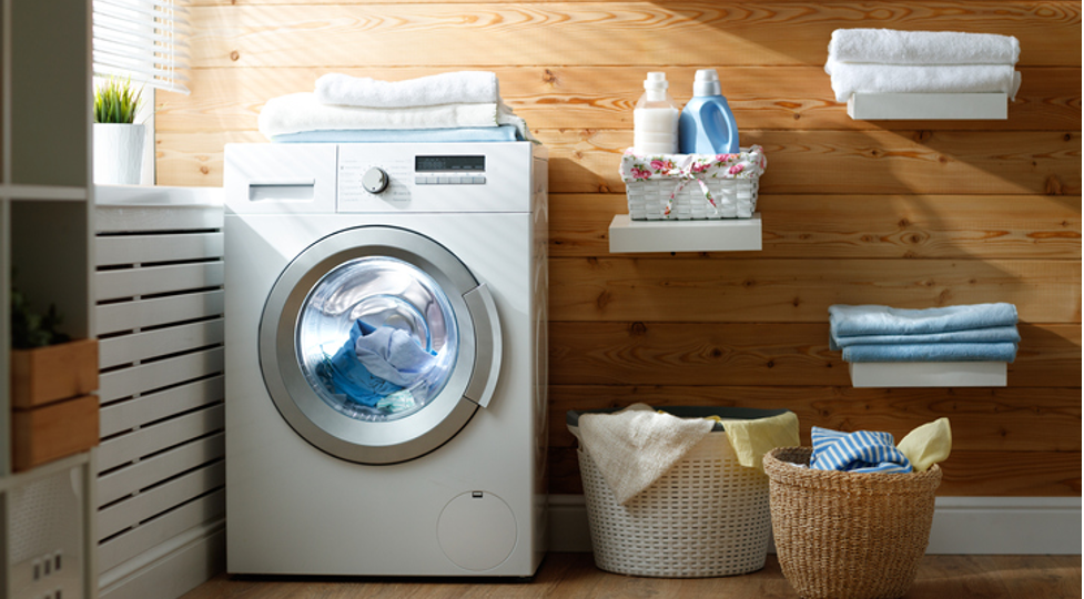 How to create a Stylish laundry room